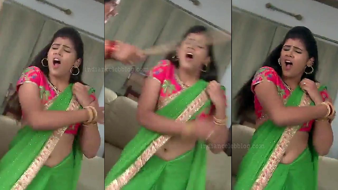 Sangeetha Kamath Telugu TV actress CTS1 5 hot saree photo