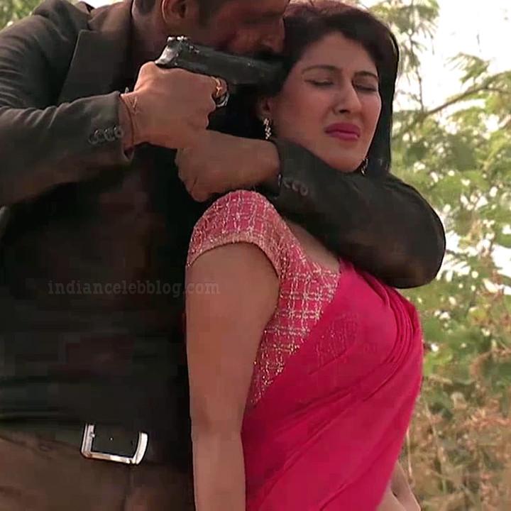 Shagun ajmani Jamai raja serial S1 11 hot saree photo