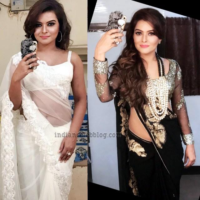 Shilpa Raizada Hindi TV actress CTS1 8 hot saree photo