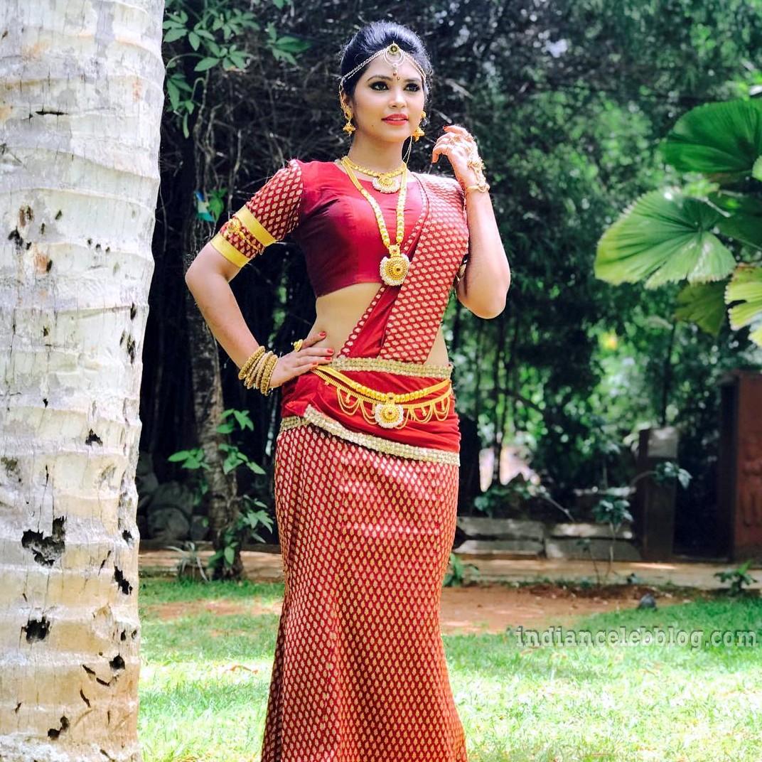 Amulya gowda kannada tv actress CTS1 4 hot photo