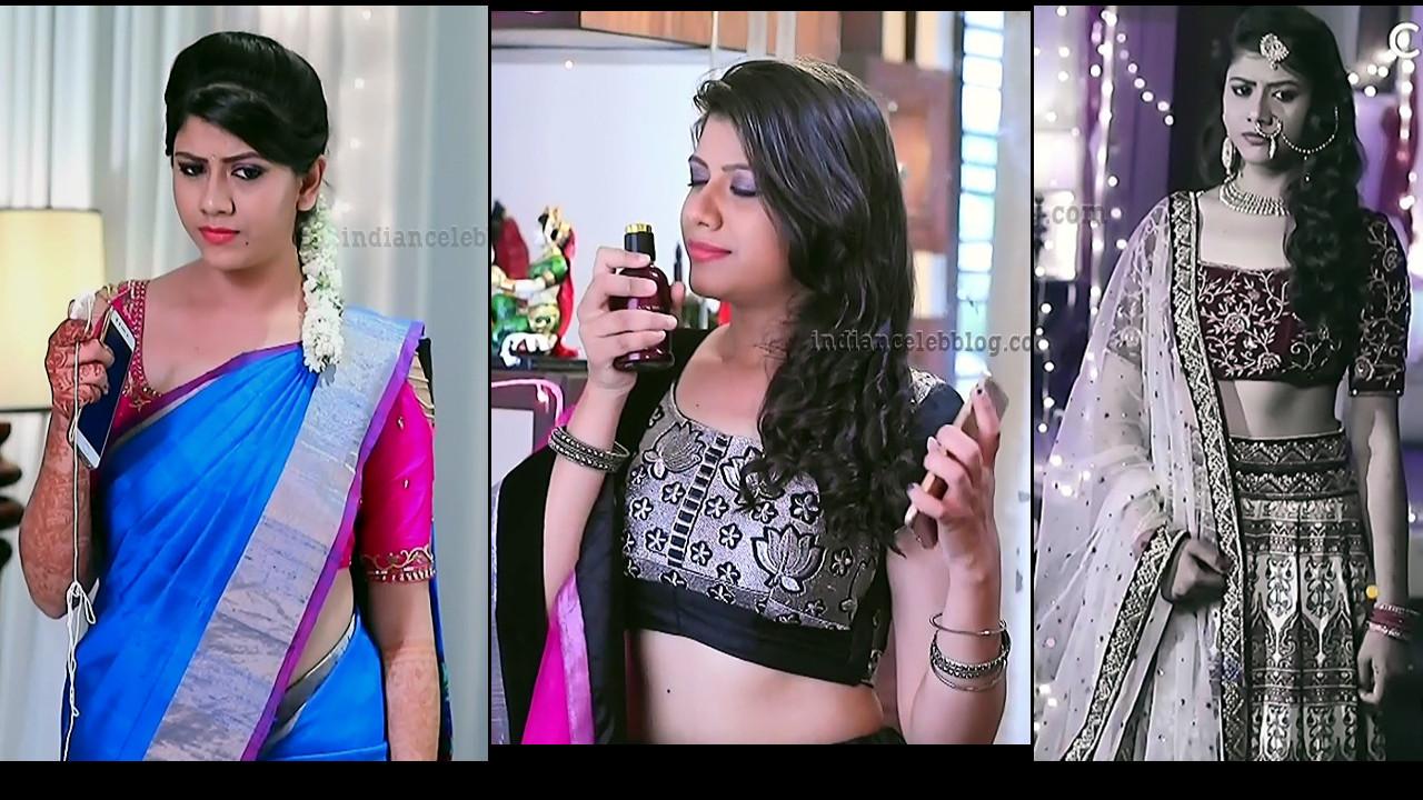 Seetha Vallabha Ankitha kannada tv actress Caps