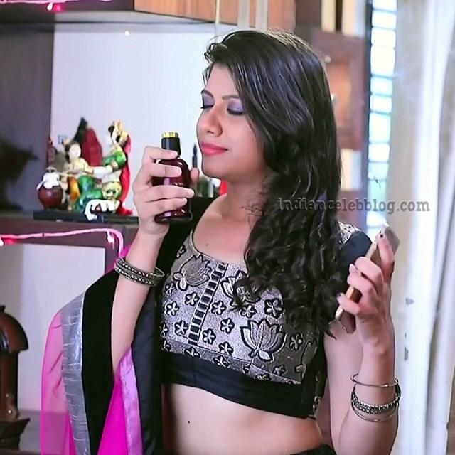 Ankitha Seetha vallabha serial actress S1 5 hot photo