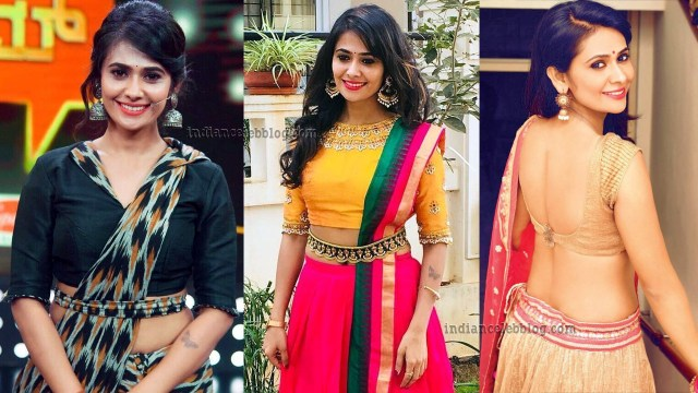 Kavya Gowda Kannada TV actress CTS3_22_Hot photo