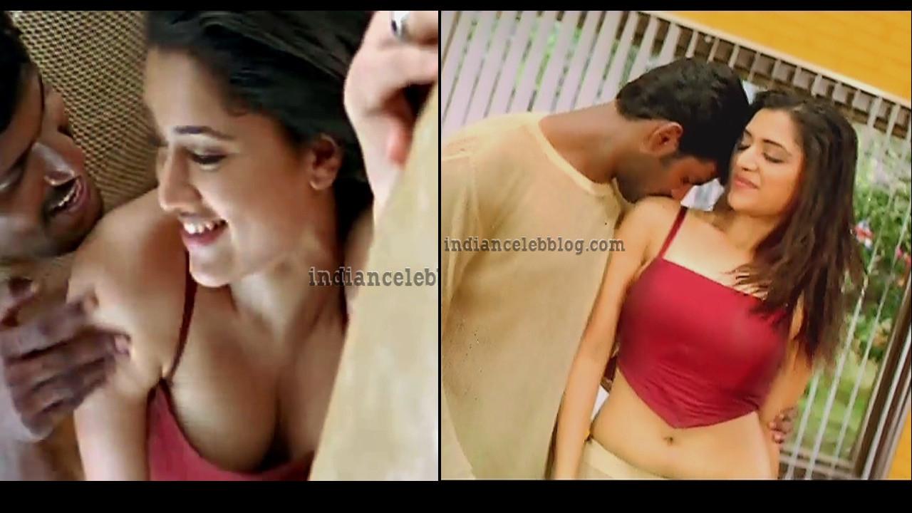 Mamta mohandas hot tamil song caps from sivapathikaram