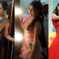 Swetha Chengappa kannada tv celeb hot Pics