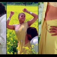 Meghana Raj hot saree song from Bendu apparao telugu movie
