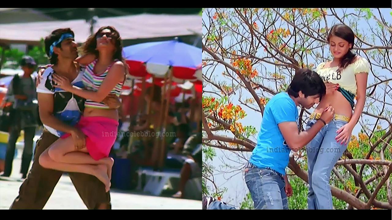 Sneha ullal hot Song  caps from Current telugu film