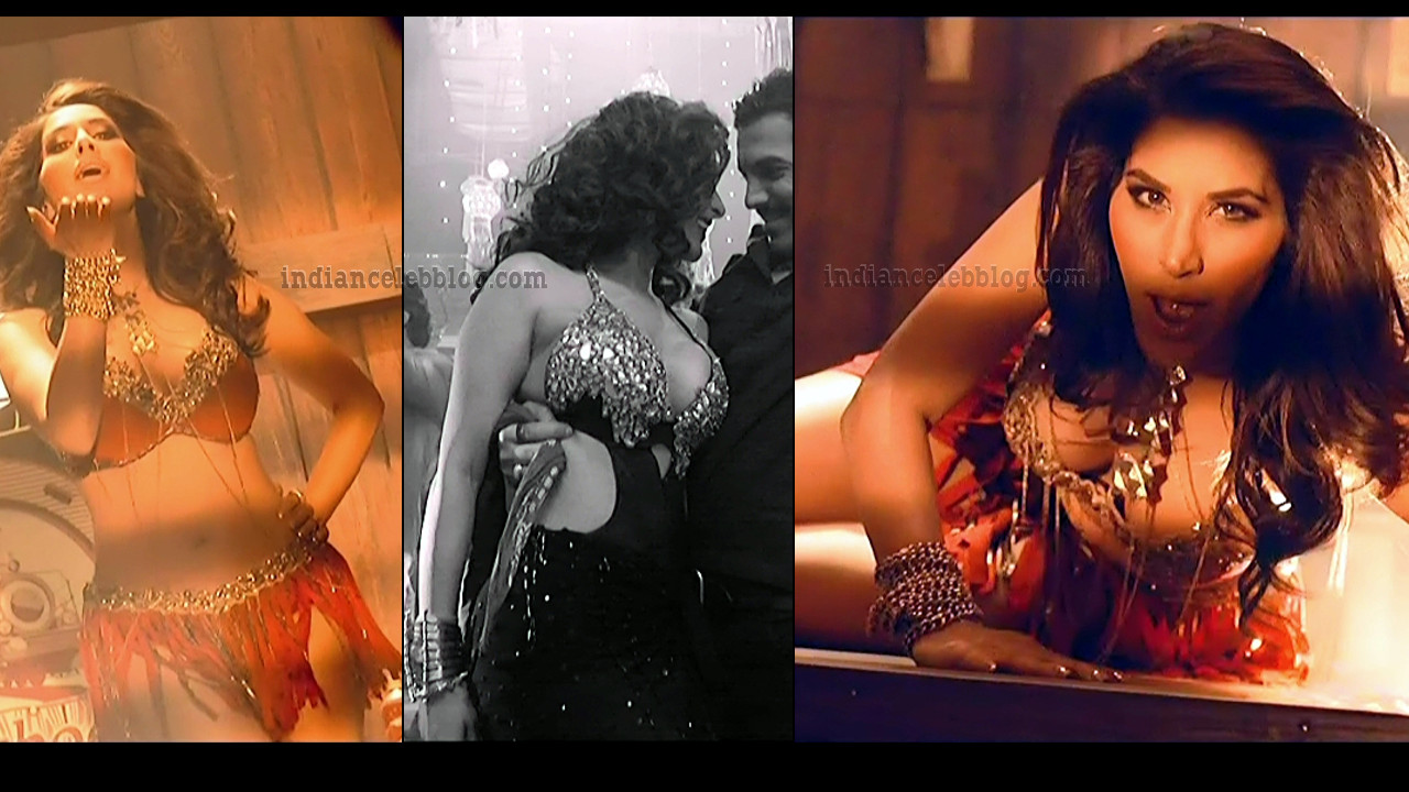 Sophie choudry item song from Shootout at wadala HD caps