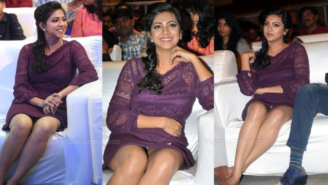 Madaonna Sebastian Telugu event short skirt S1 7 thumb