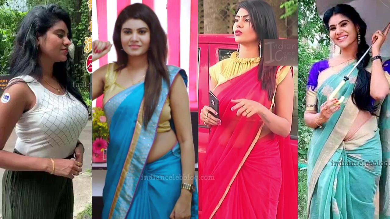 Nivisha Eeramana rajave tamil serial actress hot pics