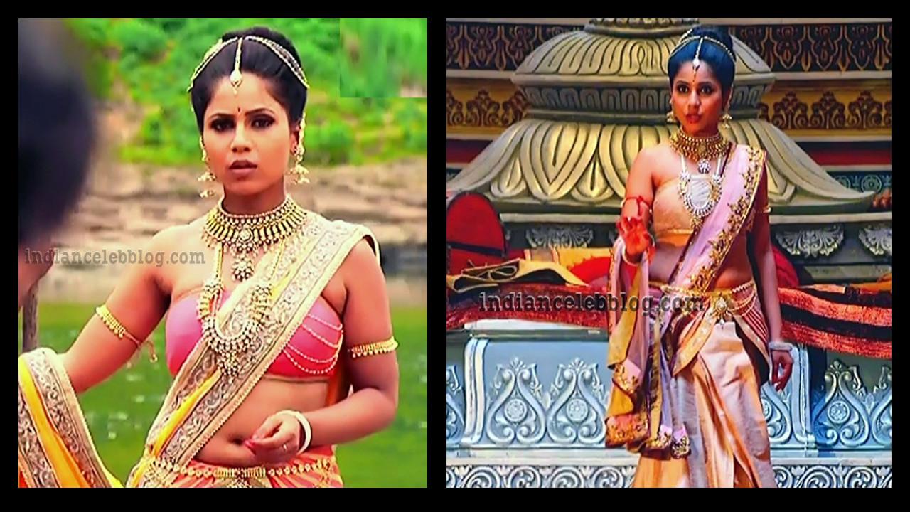 Veebha Anand Hindi TV actress from Mahabharat series