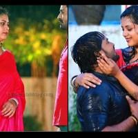 Raksha Holla Caps from Tamil serial Naam iruvar namakku ...