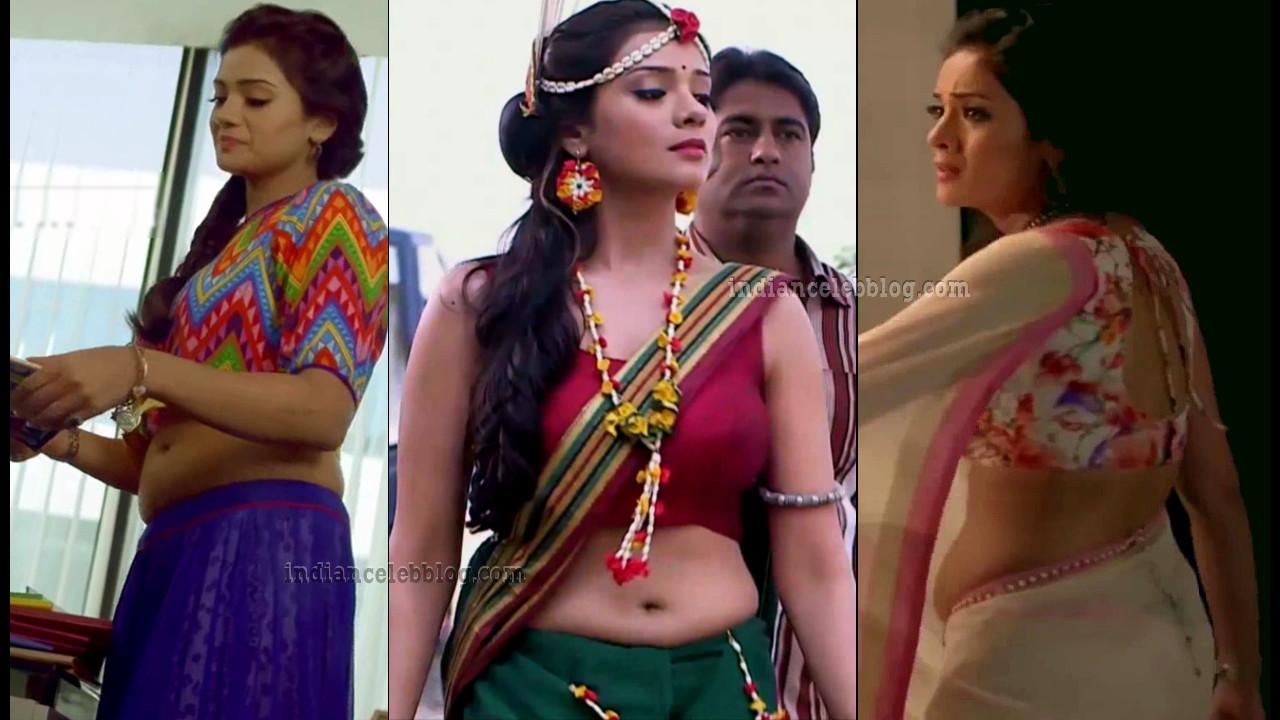 Megha gupta hindi TV actress hot liplock scene caps