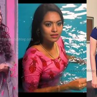 Pavithra janani Eeramana rojave serial actress hot pics