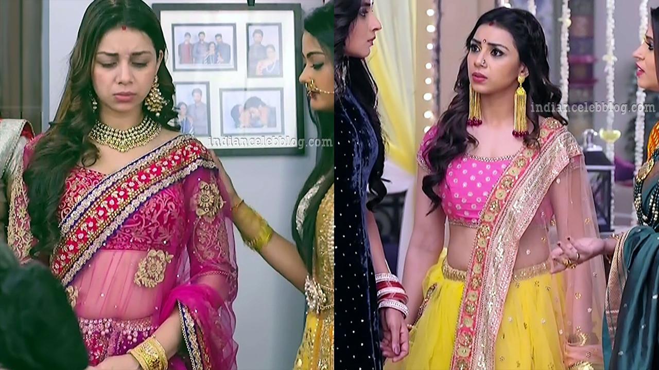 Sehrish ali hindi TV actress caps from Guddan telly series