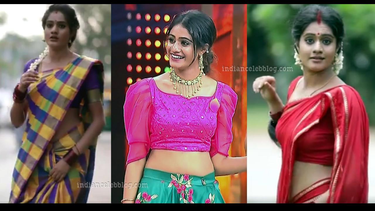 Deepthi manne kannada tv actress hd saree caps