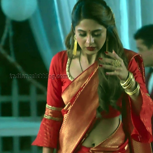Jennifer winget Bepannah serial hot saree HD Captures ...