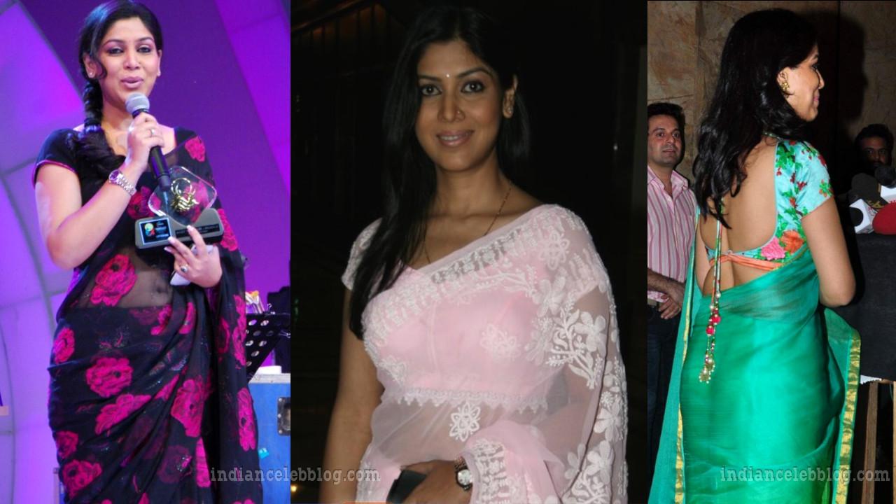 Sakshi tanwar TV actress Event pics in saree