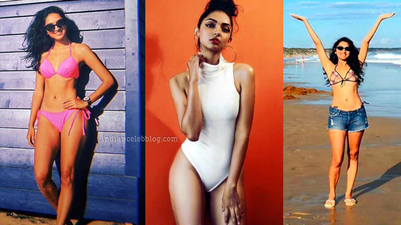 Jazba singh tollywood actress hot bikini pics
