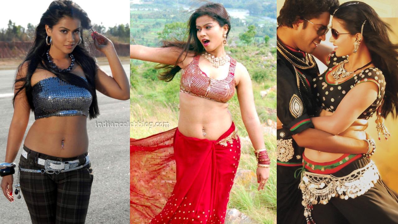 Sharmila mandre kannada actress spicy stills