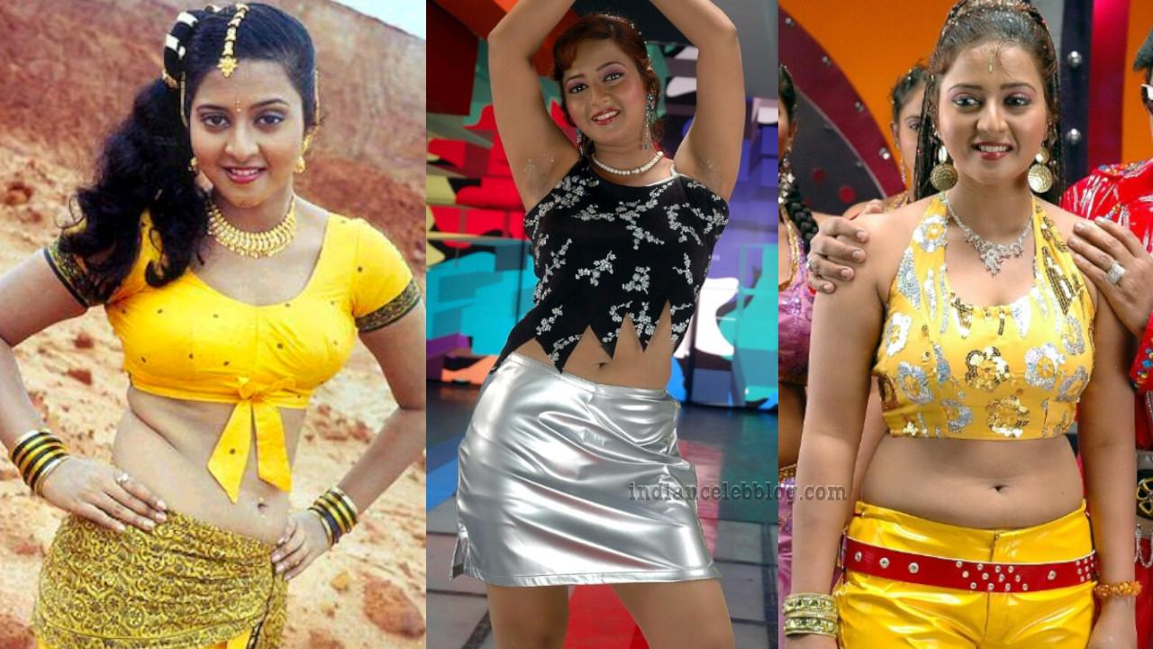 Kollywood actress Sindhuri hot navel show spicy stills