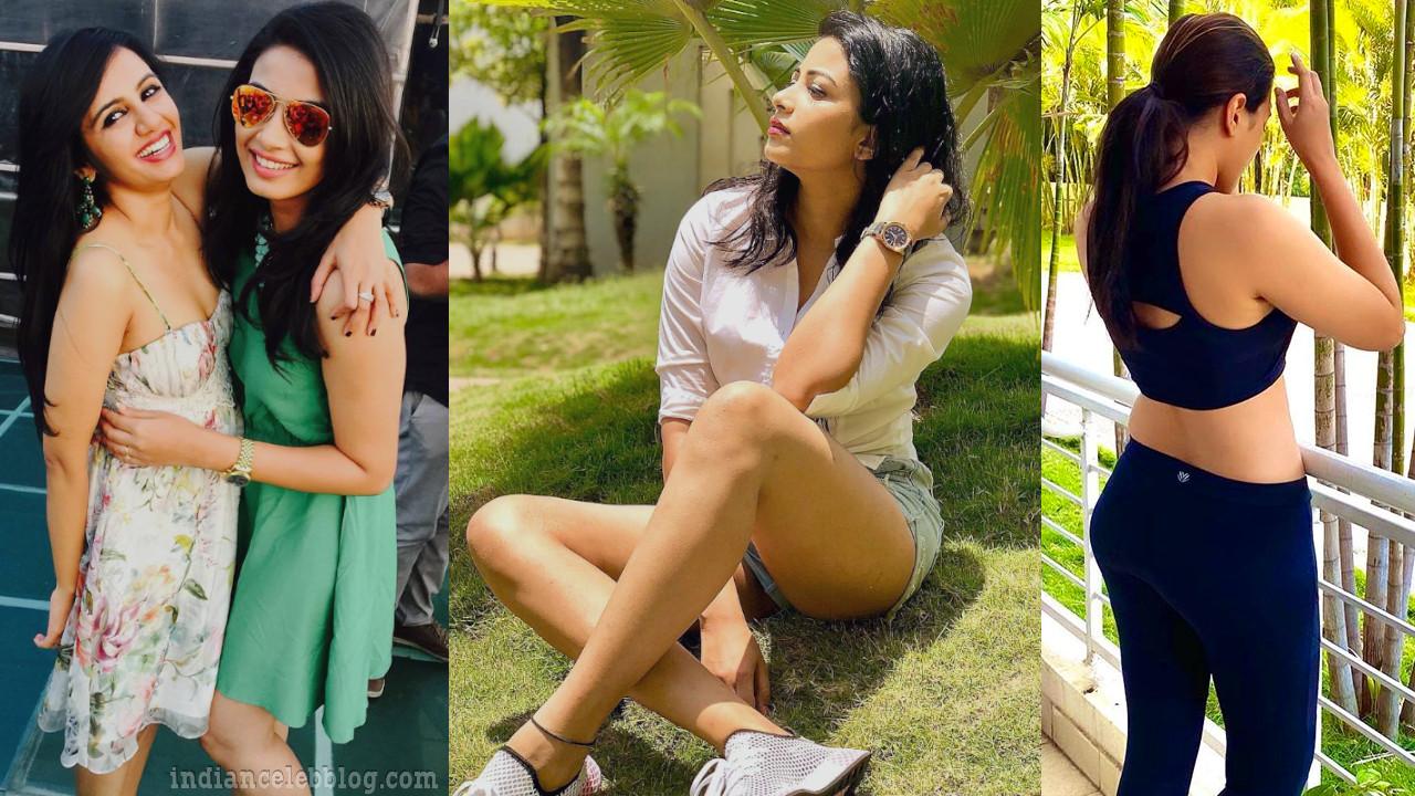 Kavya shetty kannada actress shares her glamorous pics