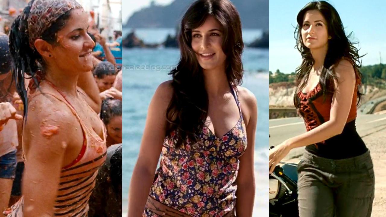 Katrina kaif hot cleavage hd caps Zindagi NMD