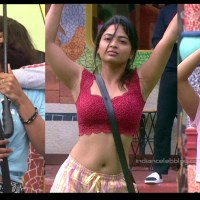 Alekhya harika telugu actress hd caps from bigg boss 4