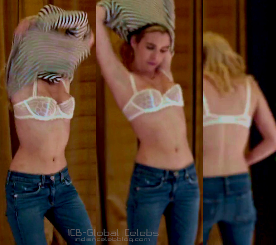 Emma Roberts Hot Pics Nerve S1 4 Hd Screencaps Indiancelebblog Com