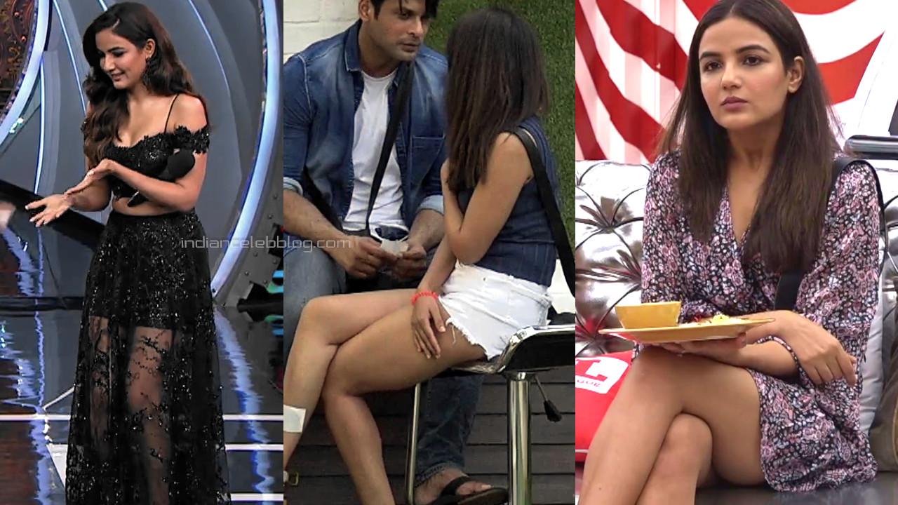 Jasmin bhasin hot legs show from bigg boss hindi 14