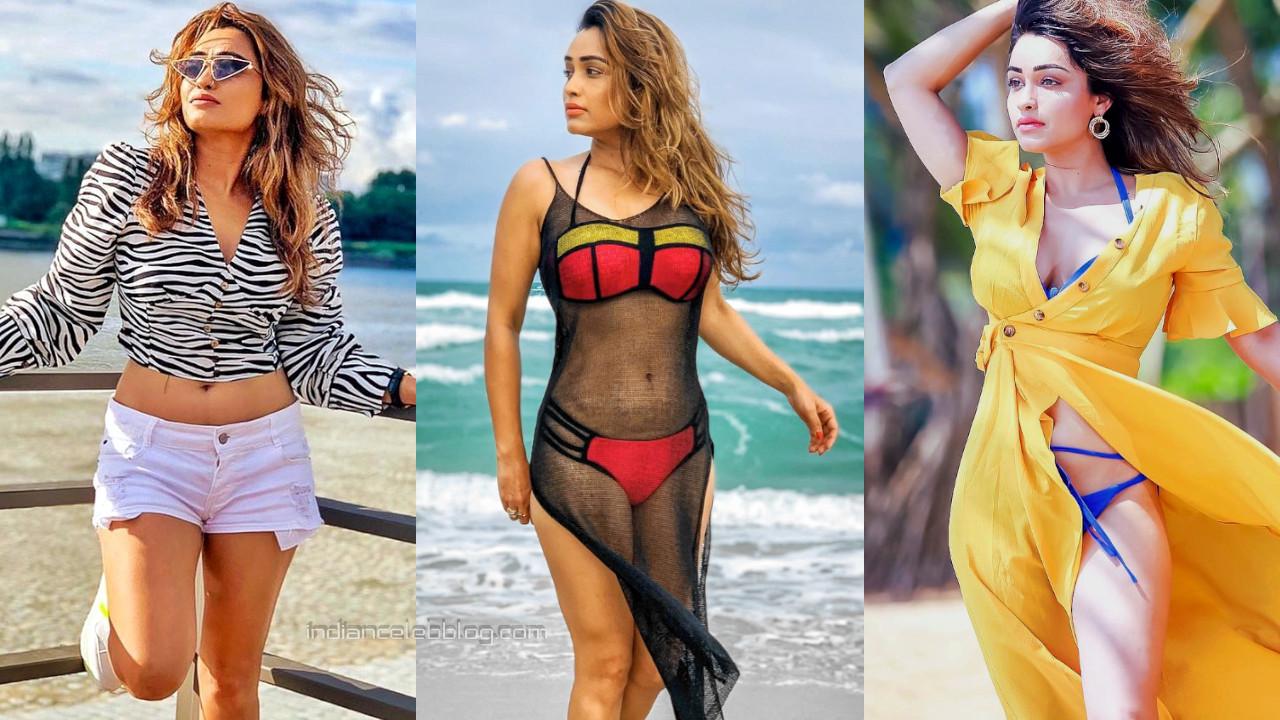 Aarya vora hindi tv actress hot bikini photos