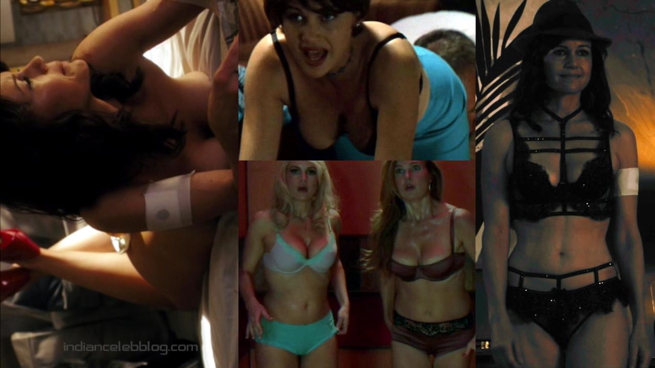 Carla gugino jett actress hot lingerie pics hd screenshots