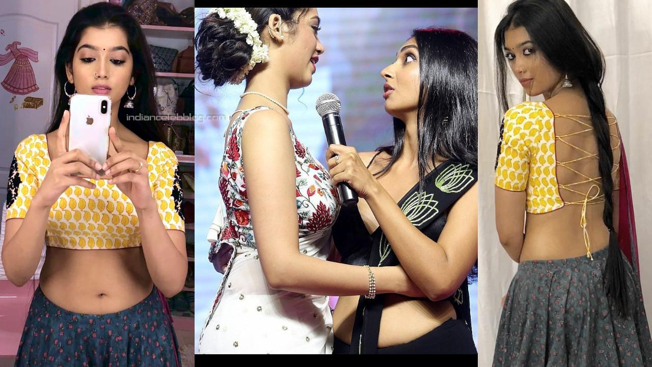 Digangana suryavanshi hot photos in saree lehenga choli