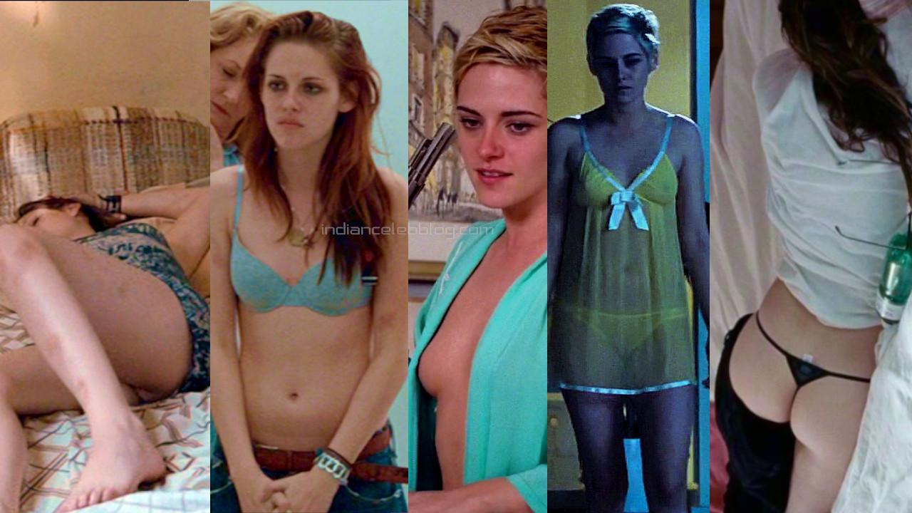 Kristen stewart twilight saga actress hot movie scenes hd caps