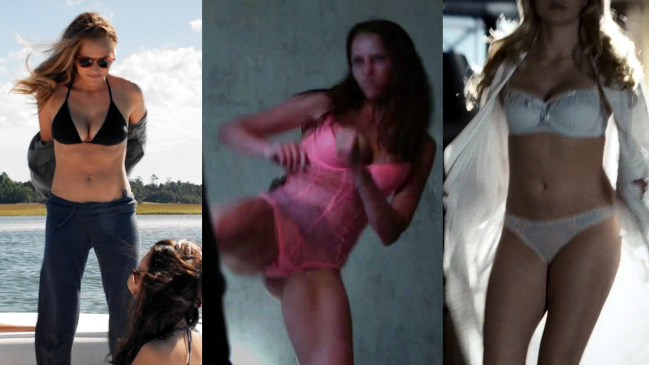 Teresa palmer hot movie scenes hd screencaps
