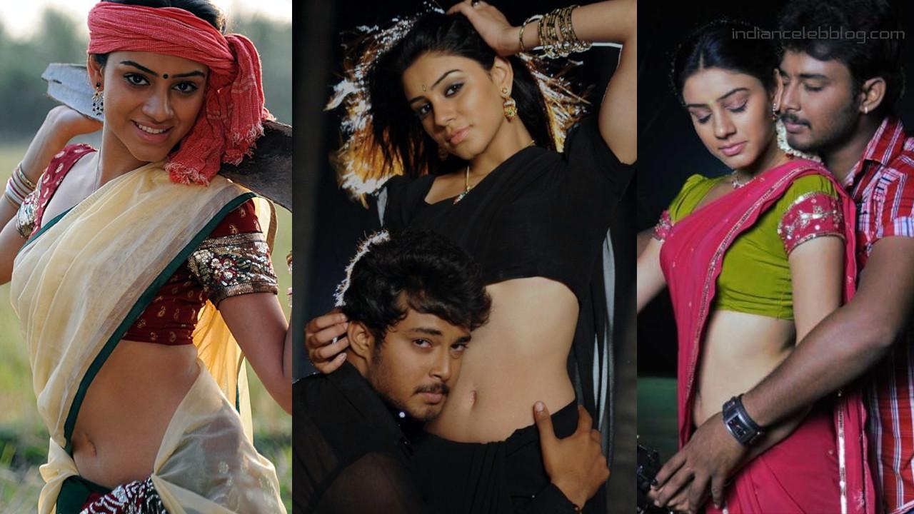 Anchal tollywood actress hot saree navel song photos stills.