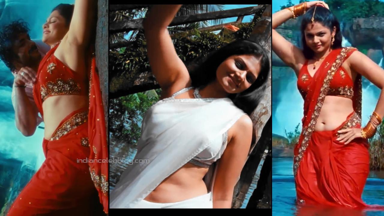 Anuya bhagwat tamil actress hot sari navel song hd captures
