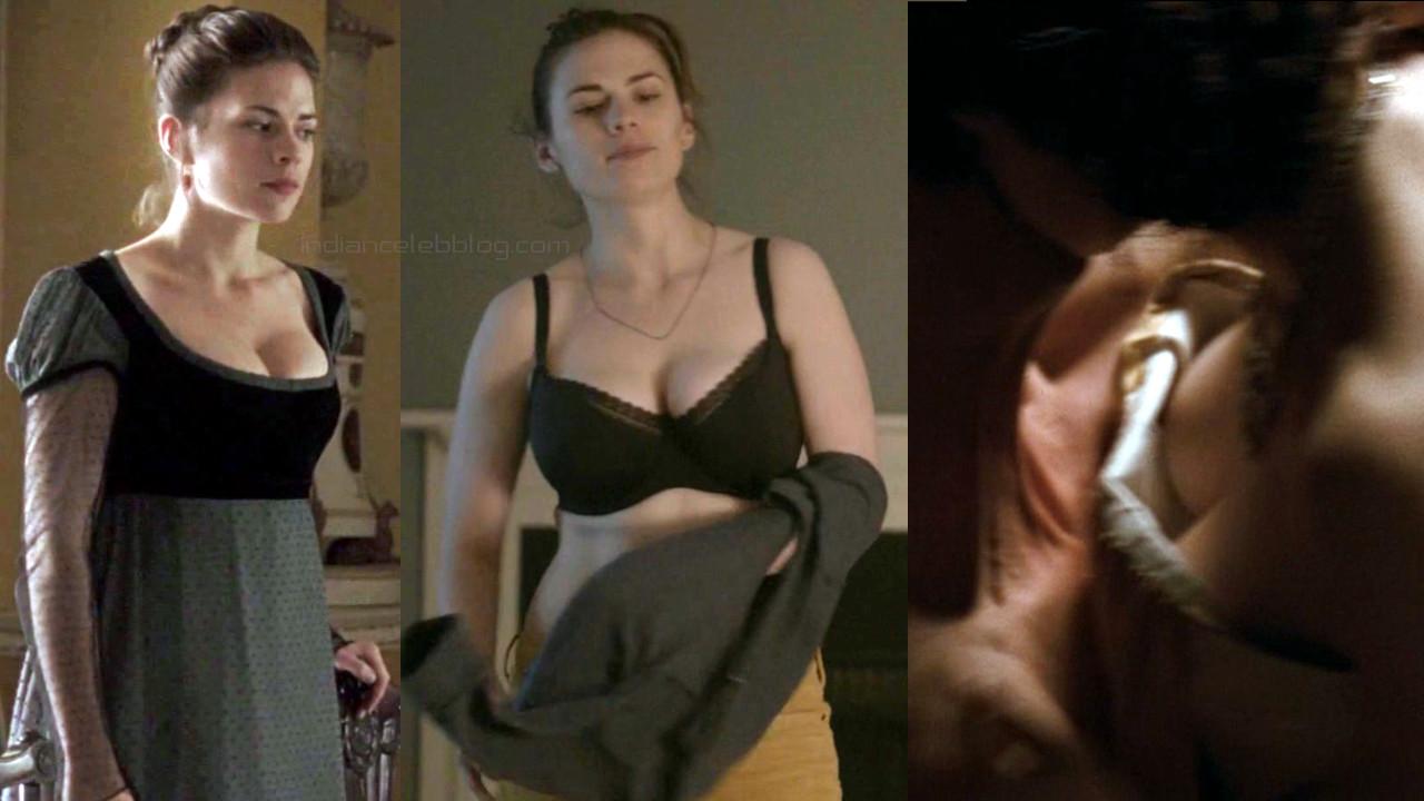 Hayley atwell english actress hot pics movie scenes screenshots