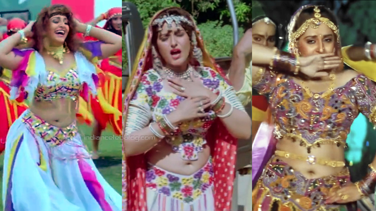 Jaya prada bollywood actress hot navel show movie caps
