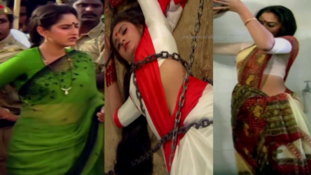 Jaya prada bollywood yesteryear haqeeqat hot saree hd caps