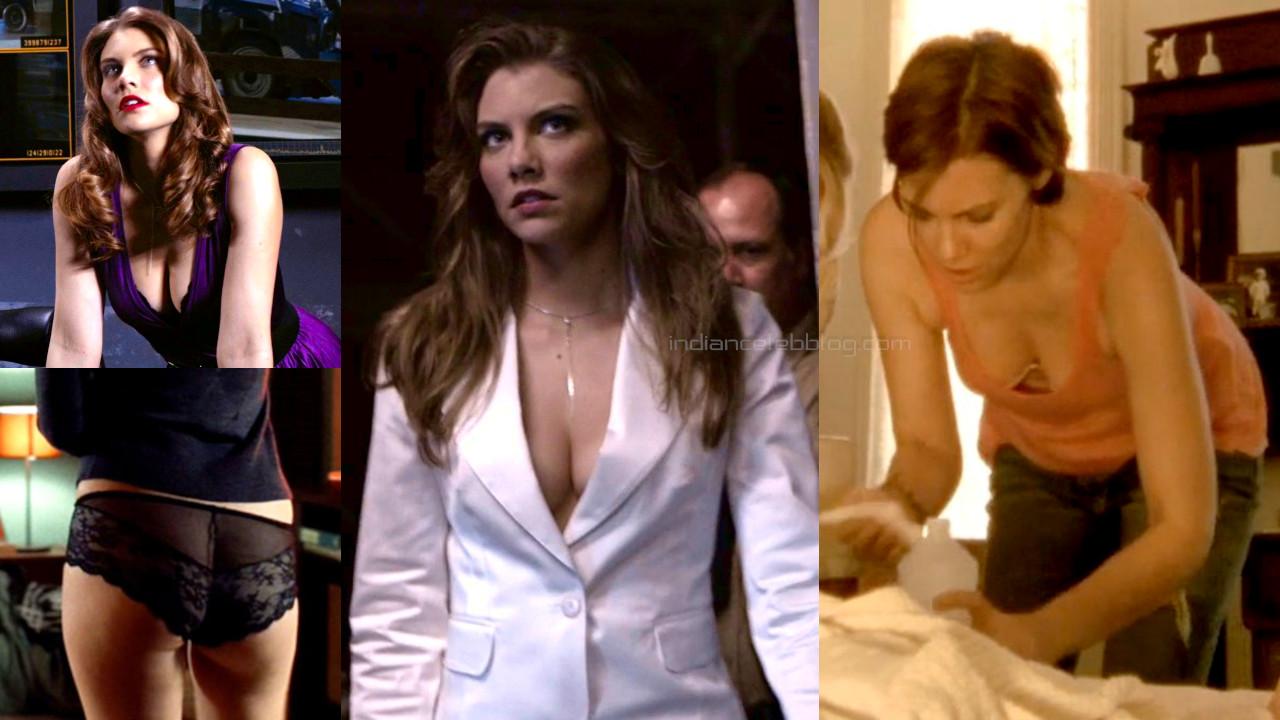 Lauren cohan the walking dead actress hot photos