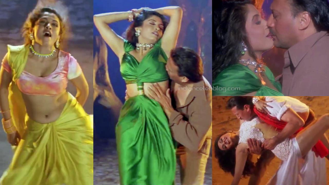 Ramya krishna romantic bollywood song hd caps