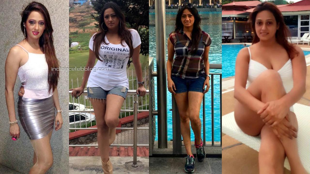 Brinda parekh south actress hot legs show social media pics