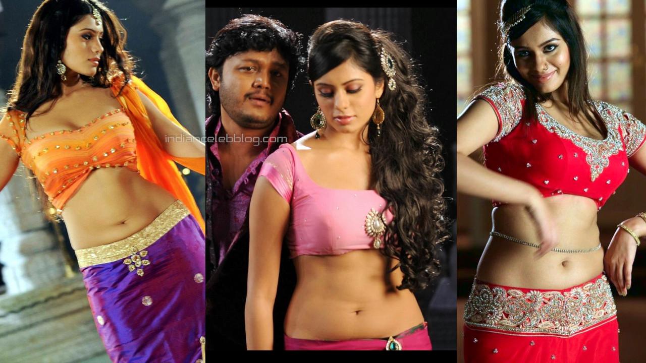 Deepa sannidhi kannada actress hot navel show pics gallery