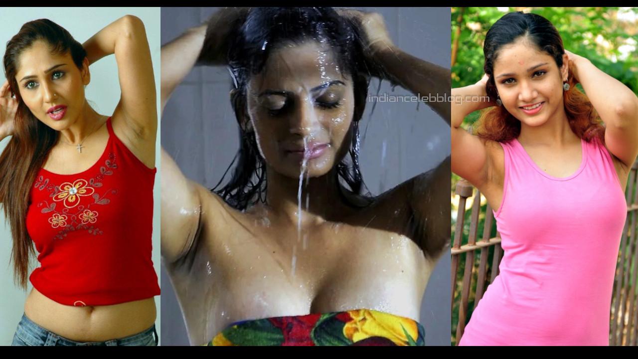 South indian actress hot sexy sleeveless armpit spicy stills pics