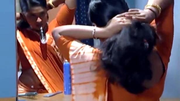 Tamil tv serial actress saree navel Video edit compilation