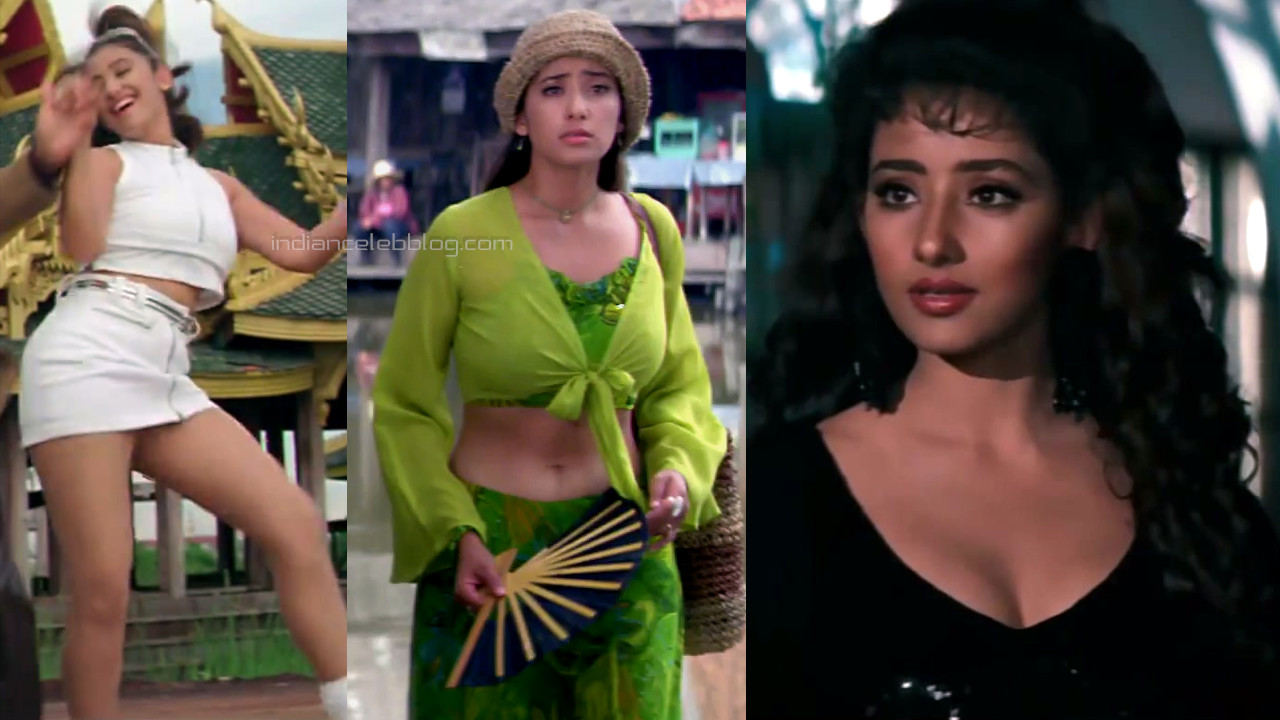 Manisha koirala bollywood actress hot pics hd captures