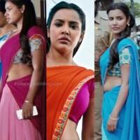 Priya anand tamil actress hot pics hd caps in half saree