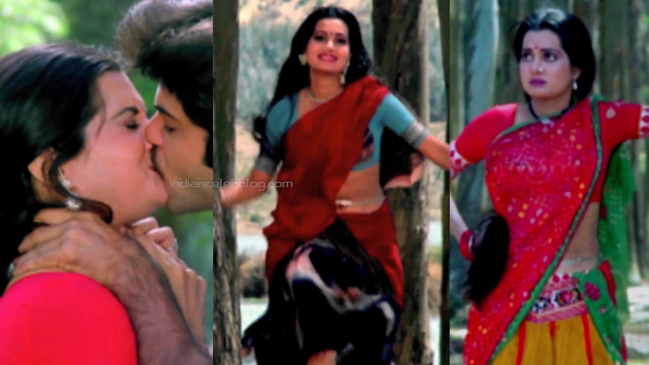 Vijayta pandit hindi film actress hot saree pics caps