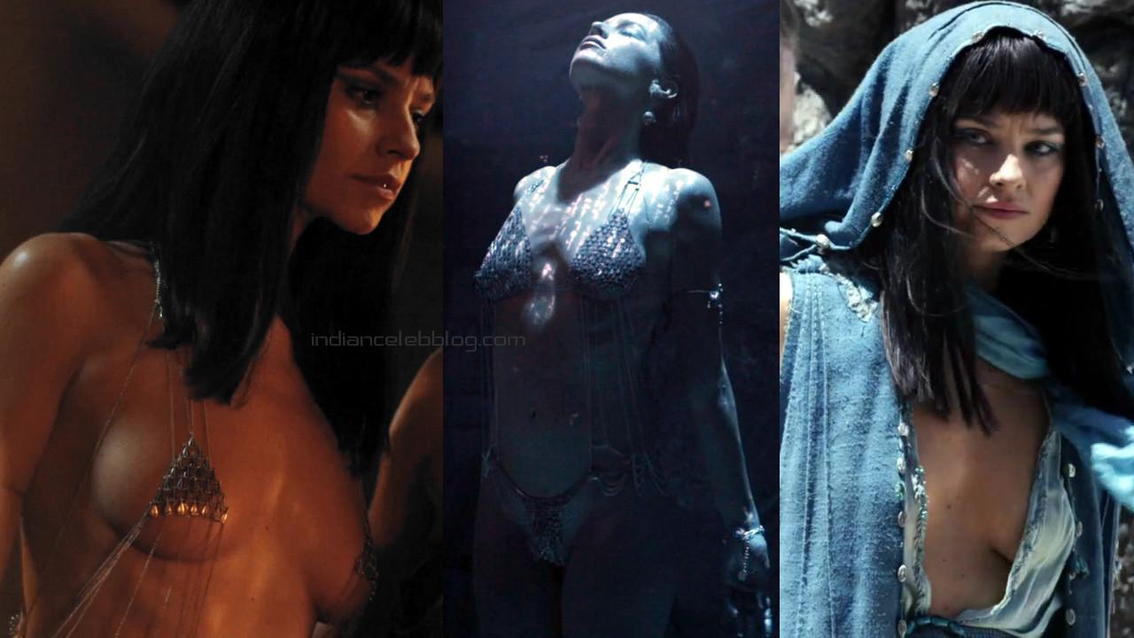 Katy louise saunders hollywood scorpion king hot pics screencaps